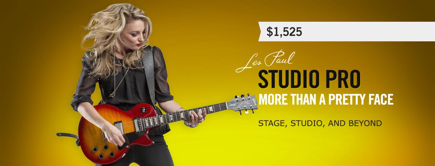 Les Paul Studio Pro
