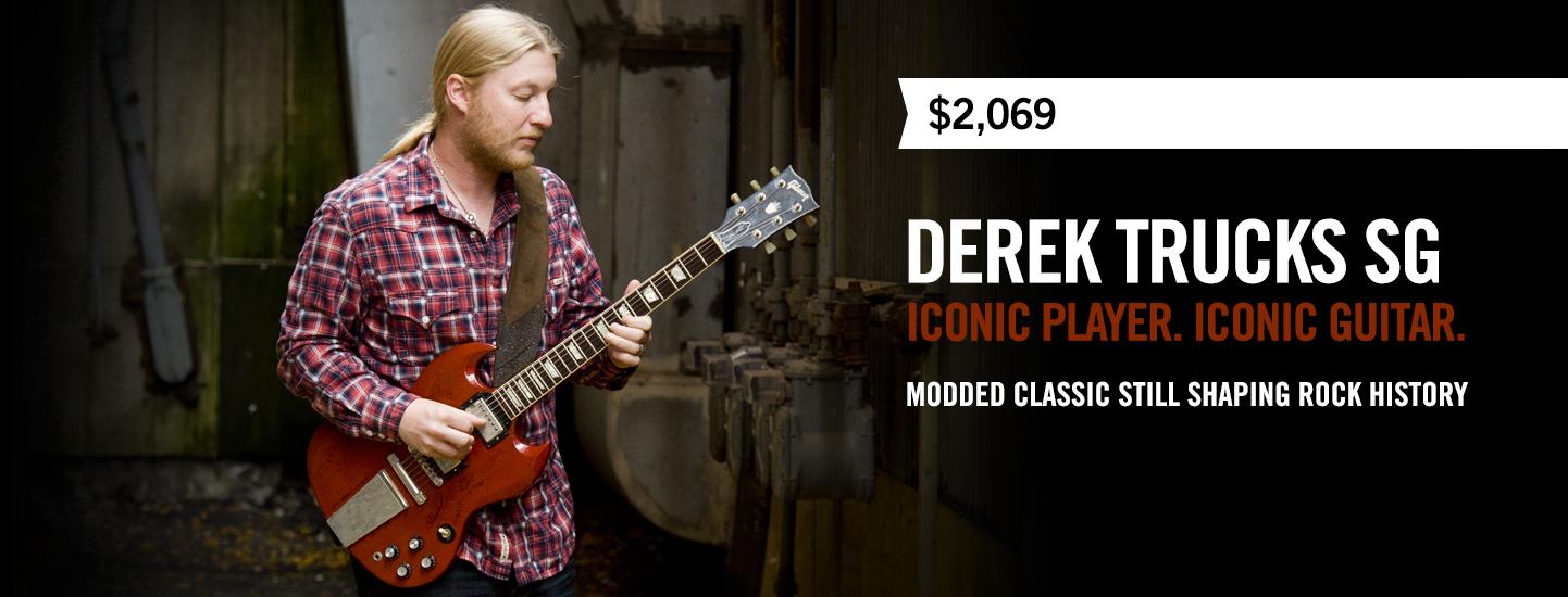 SG Derek Trucks
