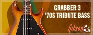 Grabber 3 '70s Tribute Bass