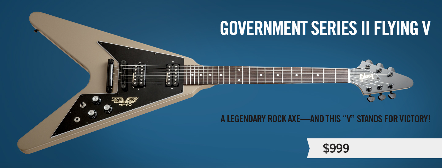 Government II Series Flying-V