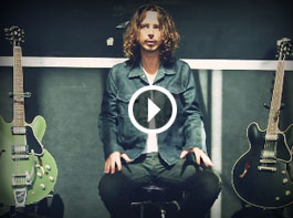 Gibson Memphis Interview with Chris Cornell