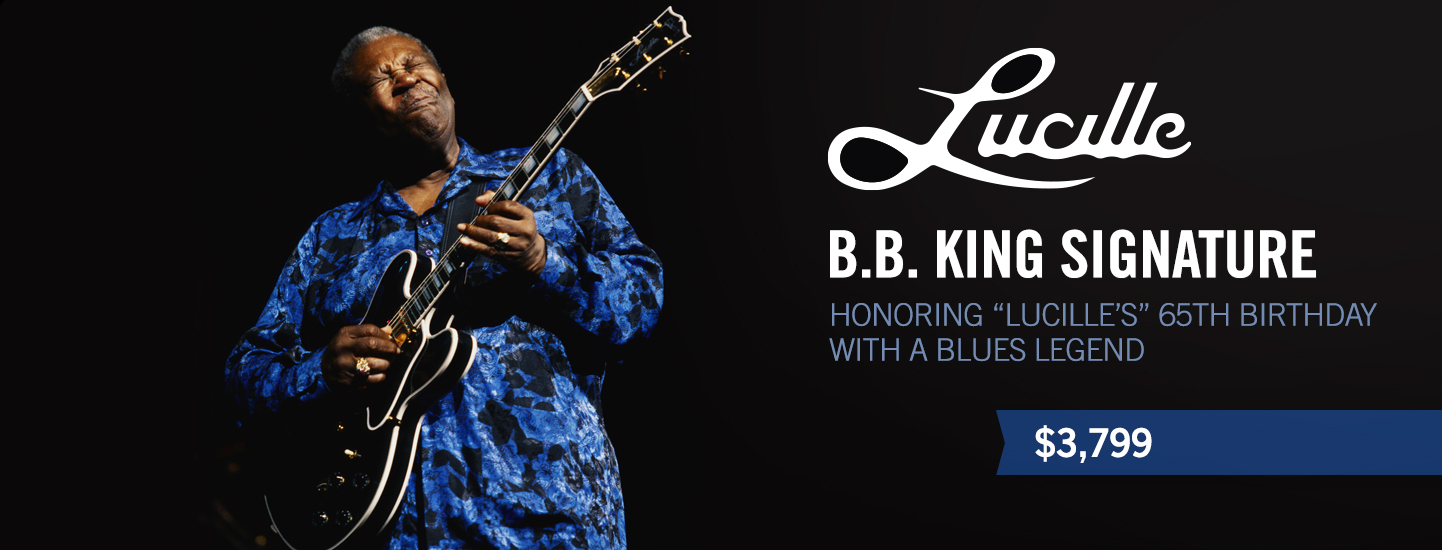 B.B. King Signature
