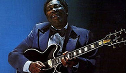 I Love Lucille: The Gibson Guitars of B.B. King