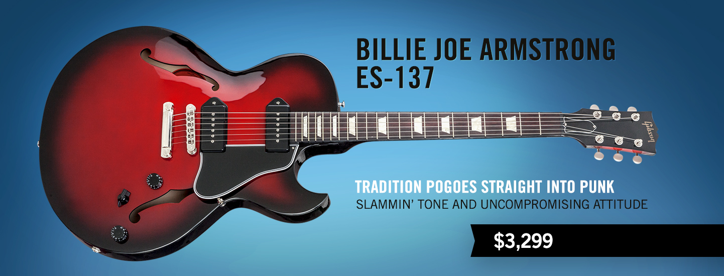 Billie Joe Armstrong ES-137