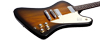 Shown in Satin Vintage Sunburst (also available left-handed)