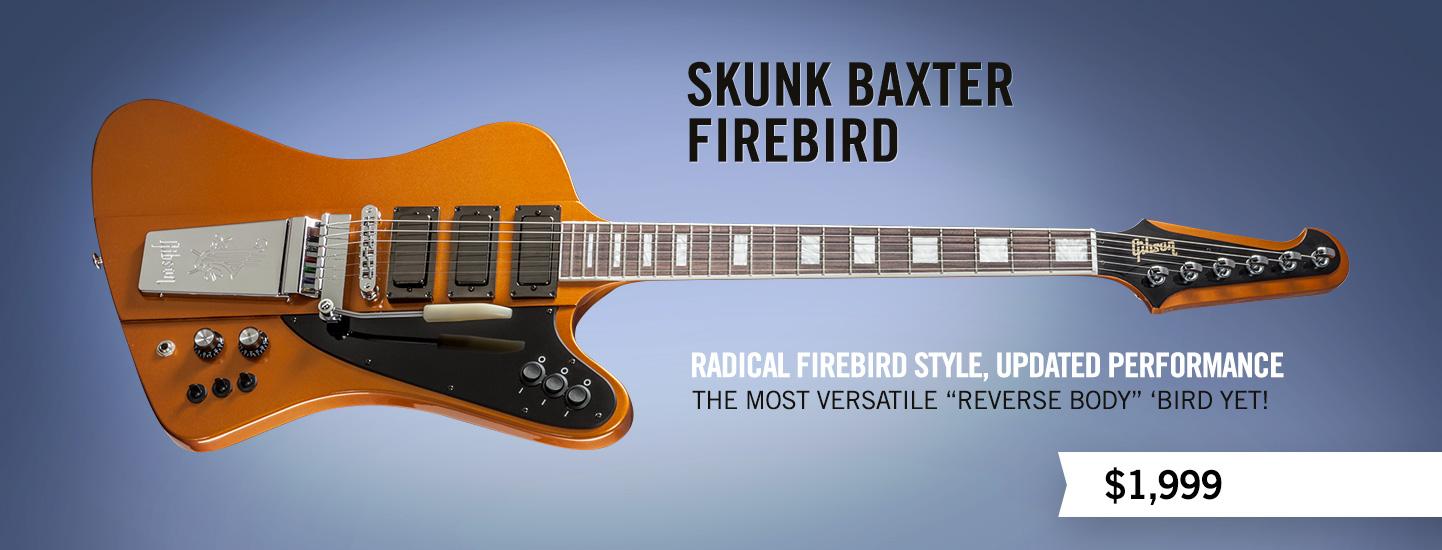 Skunk Baxter Firebird