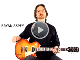 Epiphone Ultra III - Bryan Aspey Video