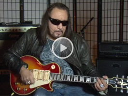Ace Frehley Exclusive Interview