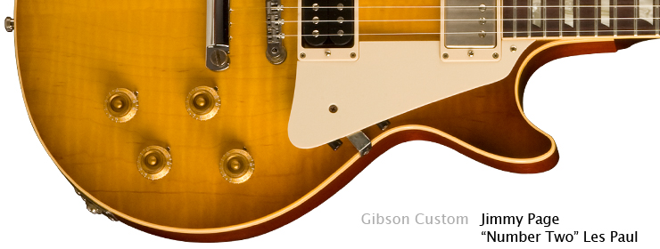 "Gibson Custom - Jimmy Page ""Number Two"" Les Paul"