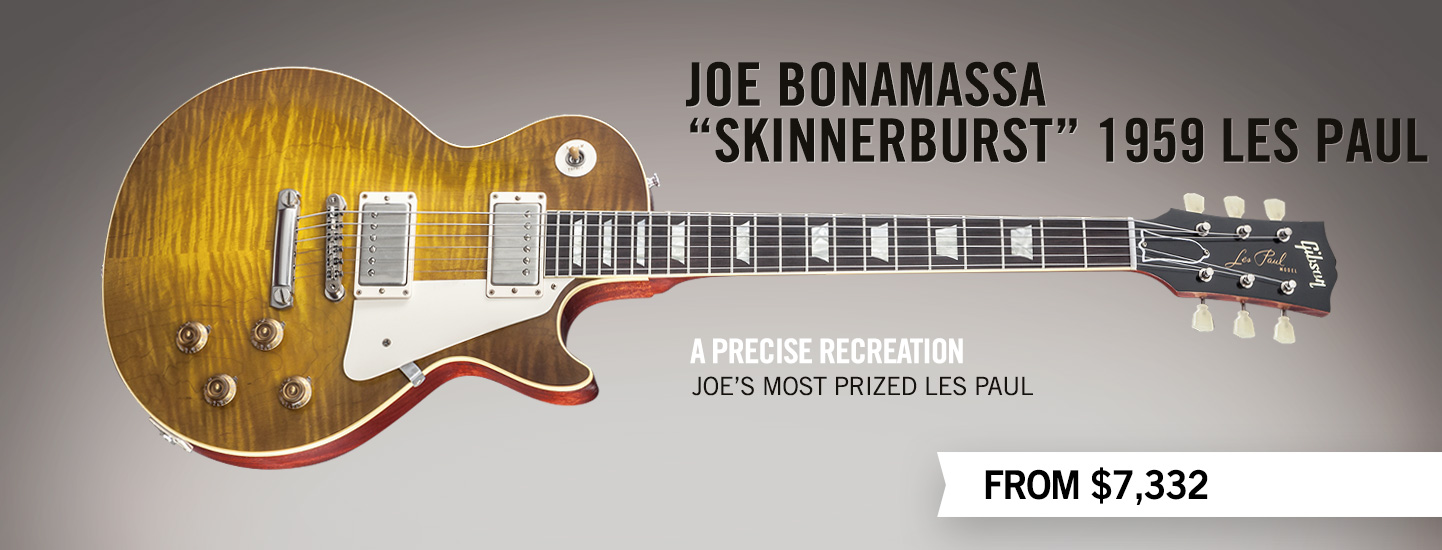 gibson custom joe bonamassa skinnerburst 1959 les paul joe bonamassa skinnerburst 1959 les paul