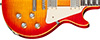 Gibson Custom: Joe Walsh 1960 Les Paul - Tangerine Burst Aged