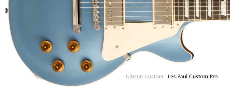 Gibson Custom - Les Paul Custom Pro