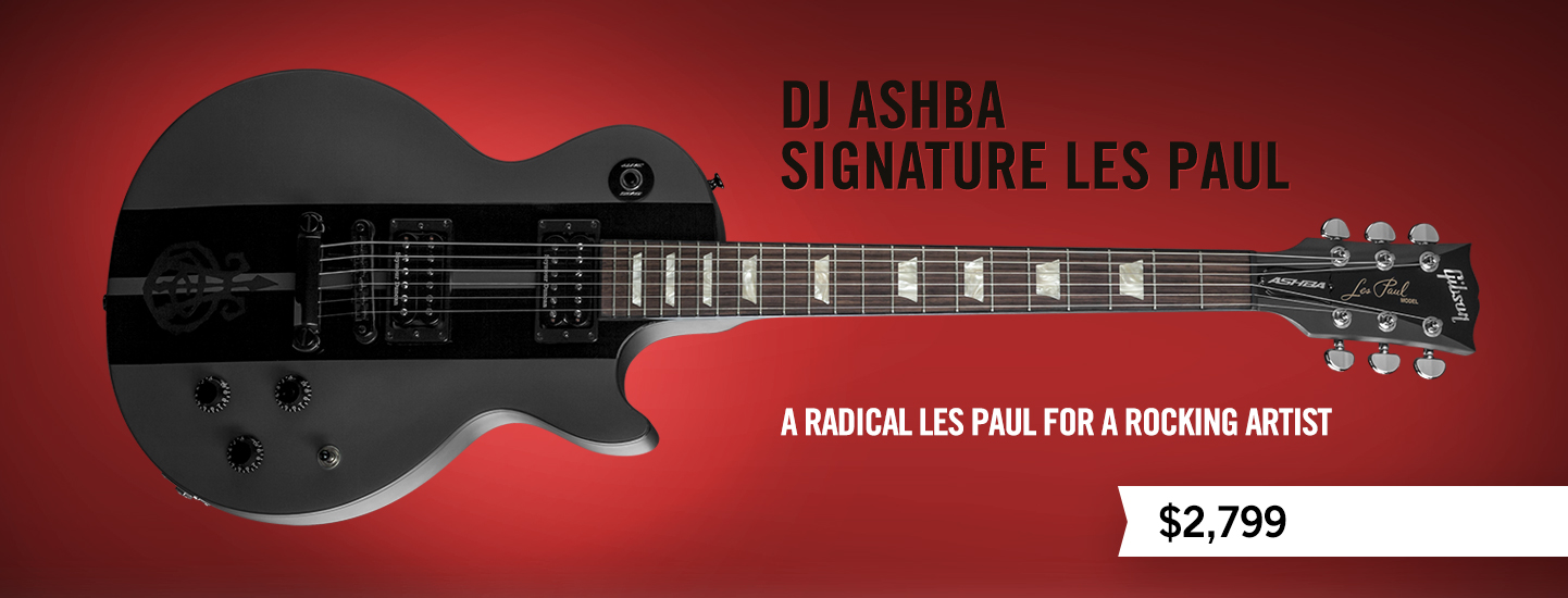 DJ Ashba Signature Les Paul