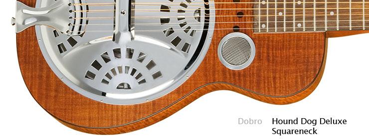 Gibson Original - Hound Dog Deluxe Squareneck