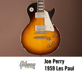 Joe Perry 1959 Les Paul