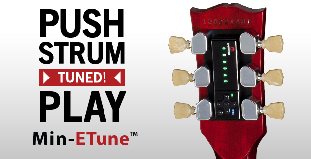 Push Strum Tuned! Play | Min-ETune