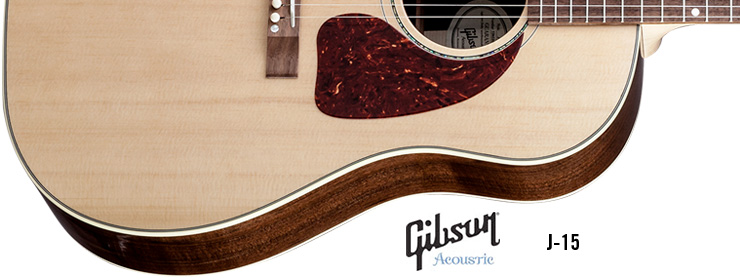 Gibson Acoustic - J-15
