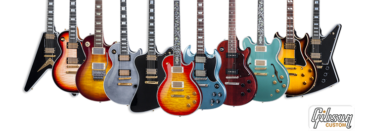 Gibson Custom 2016