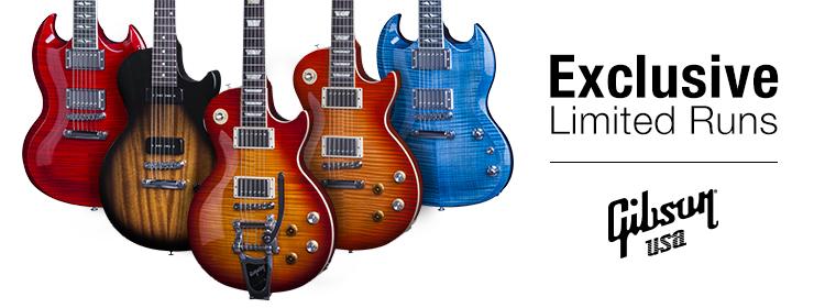 Limited Runs - Gibson USA