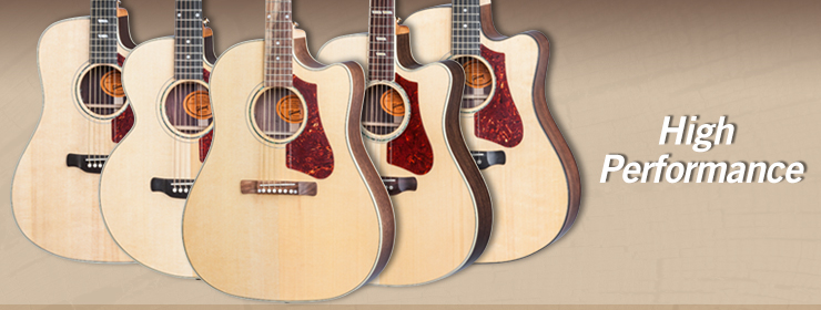 Gibson Acoustic - High Performance