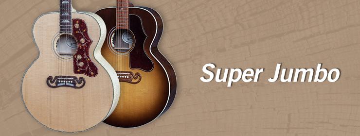Gibson Acoustic - Super Jumbo