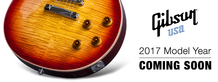 New Releases - Gibson USA