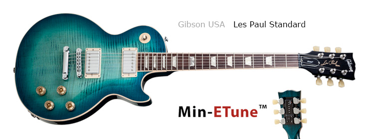 Gibson USA - Les Paul Signature T with Min-ETune™