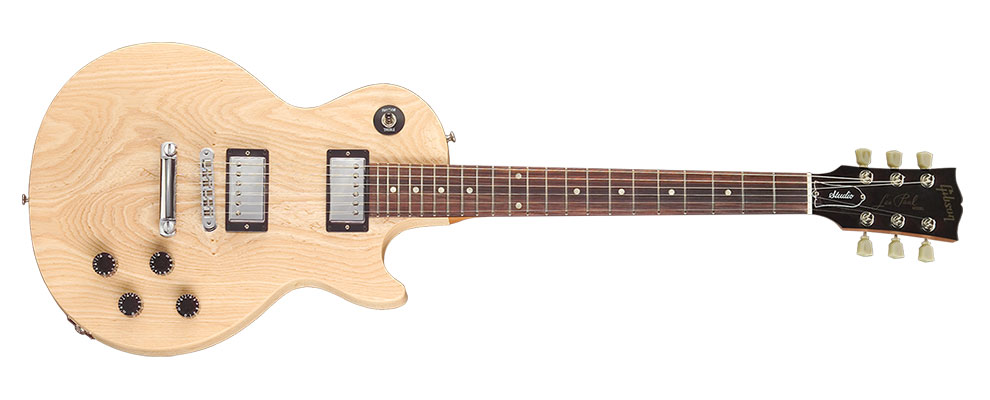 Gibson.com: Gibson Les Paul Studio Swamp Ash
