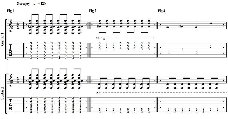 Guitar guitar tablature writer : Writing For Two Guitars