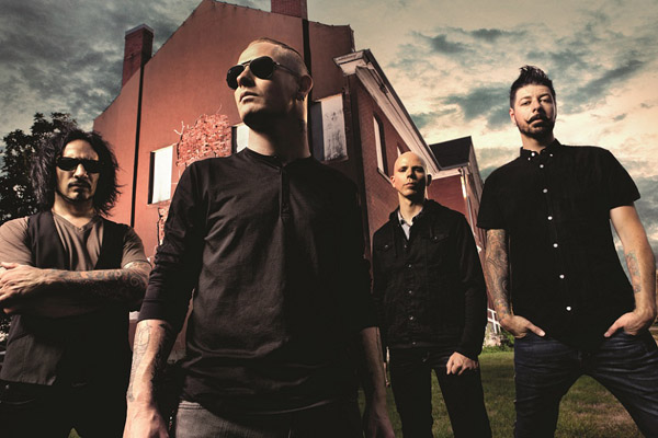 Stone Sour by Chapman Baehler