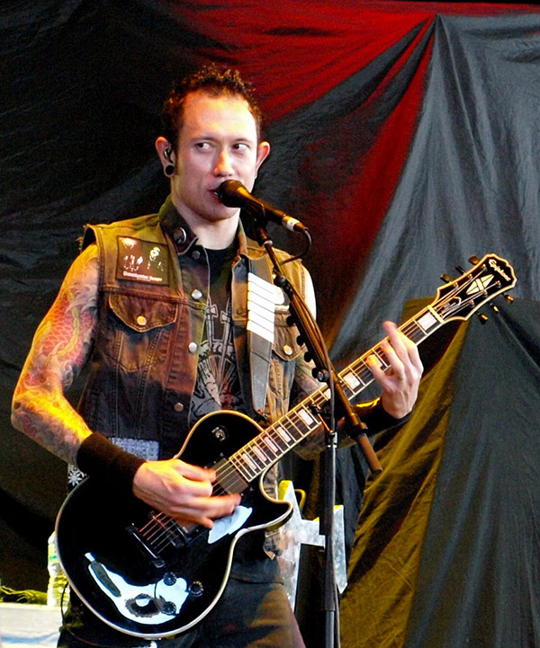mayhem interview trivium s matt heafy on new music and his 6 and 7 strings. Black Bedroom Furniture Sets. Home Design Ideas