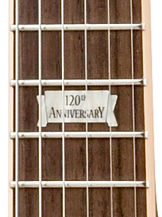 Gibson 120th Anniversary Inlay
