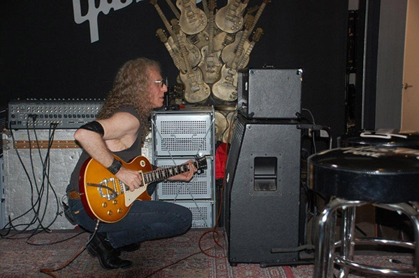 Introducing the Collector's Choice #14 1960 Les Paul 'Waddy Wachtel'