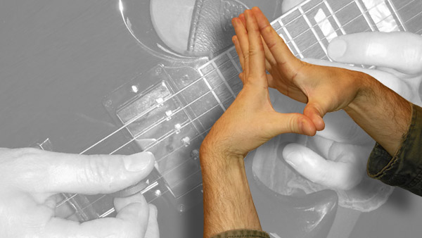 Finger Exercises to Warm Up to Play a Gibson Guitar