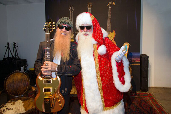 Billy Gibbons Ultimate SG