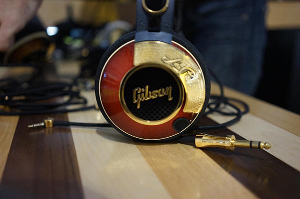Gibson-Headphones