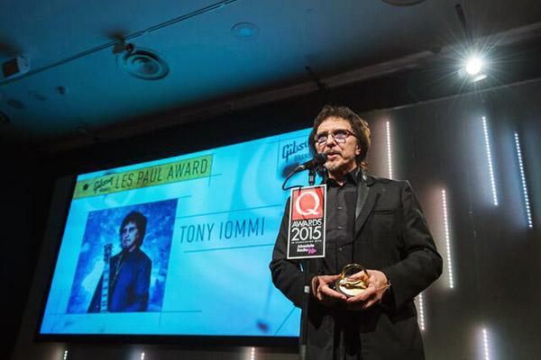 Tony Iommi by Carsten Windhorst