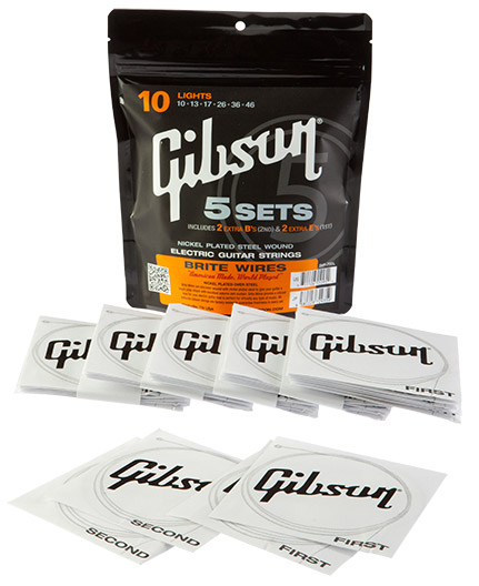 Gibson-Brite-Wire-Strings
