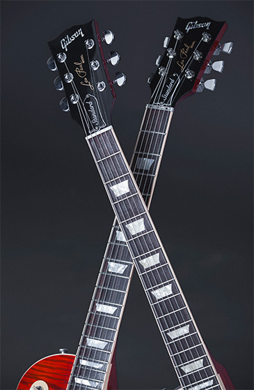 Gibson 2016 High Performance and Traditional Necks