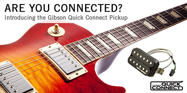 Gibson quick connect