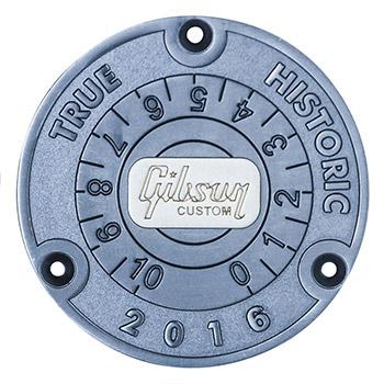 Gibson Custom Badges
