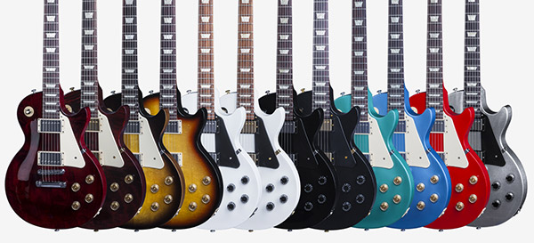 Gibson lineup