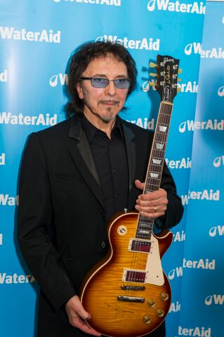 Tony Iommi by Carsten Windhorst