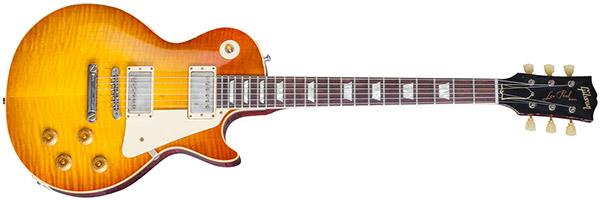 Gibson Mick Ralphs 1958 LP Standard Replica