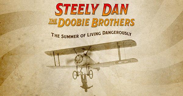 Steely Dan and Doobie Brothers Tour