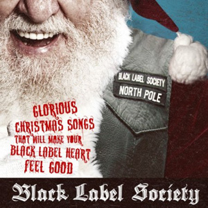 brawny guitarist zakk wyldes southern fried metal collective black label society show that they have the kind of sensitivity to melody that comes with - Heavy Metal Christmas