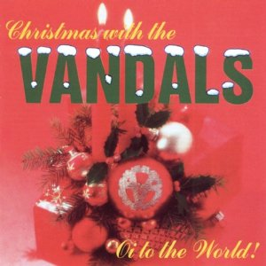 to say the vandals christmas with the vandals is not your traditional christmas album is an understatement the california punk rock outfit dish out