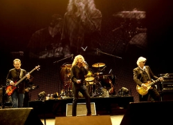 Led Zeppelin Reunion Concert at the O2 in London