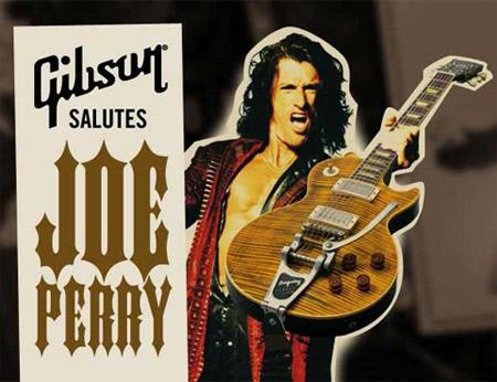Gibson Salutes Joe Perry