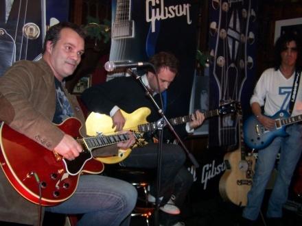 Robot Guitar Paris